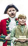 thumb Reiner Prochaska and Wilson Seltzer in Revolutionary Christmas
