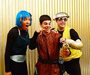 thumb Stewart, Celeste, Scholtes in Star Stealer